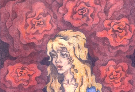 Stevie Nicks Illustration 2013