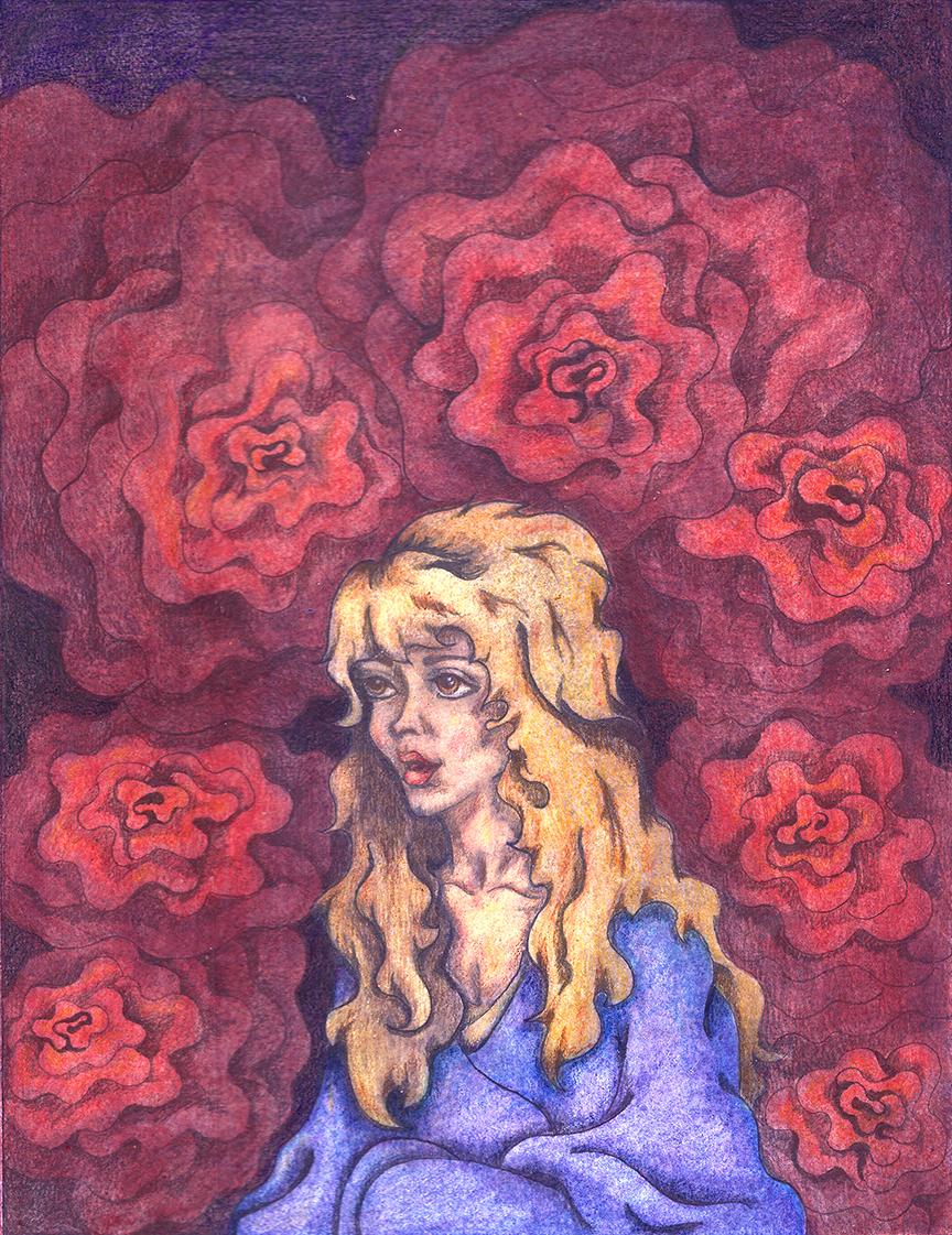 Stevie Nicks Illustration 2013
